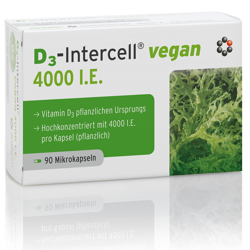 D3-Intercell® Vegan 4000 I.E.